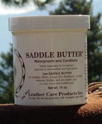 saddleButter